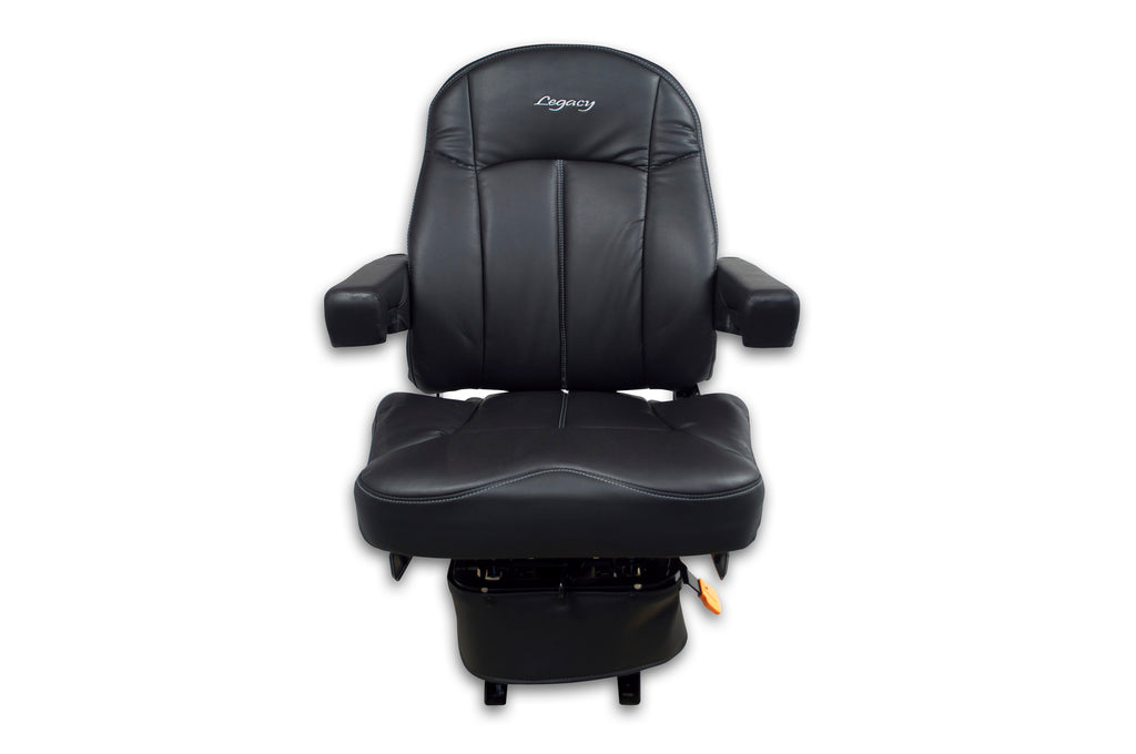 Seat Legacy Lo Midback DuraLeather™ with under-adjust Arms