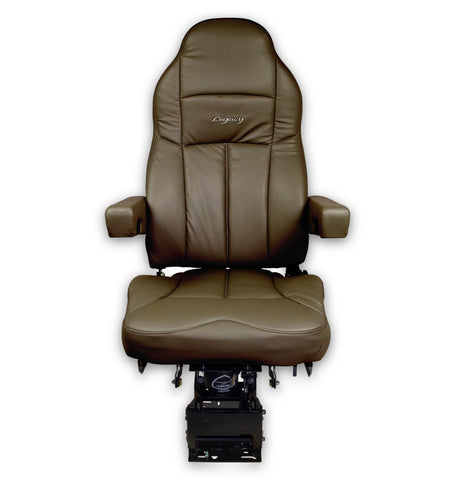 Seat Legacy Lo, Ultraleather, Brown, High  Back