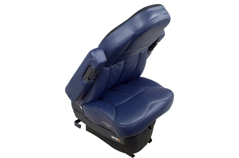 Seat Legacy Lo,  Suspension  Hb 4W Air Lum Blue Ultraleather
