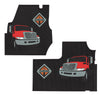 Floor Mat Set for International 4300 and 7600 Series