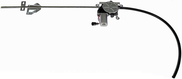 Window Regulator And Motor Assembly For Freightliner FLD112 FLD120 Classic 96 13