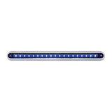 "12"" Dual Function Led Light Bar Blue/Blue Interior/Decorative Use Only"