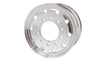 "Aluminum Wheel 22.5"" X 11.75"" , Outside Polish, Hub Pilot , TIRE Size 385 or 425"