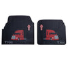 Floor Mat Set for Kenworth T700