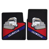 Rubber Floor Mats for Freightliner Century