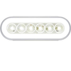Led Back Up Glolt, Oval, Clear