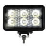 Rectangular High Power LED Work Lights 12v/24v