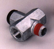 PRESSURE PROTECTION VALVE, 3/8 INLET
