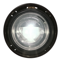 White LED/Clear Lens