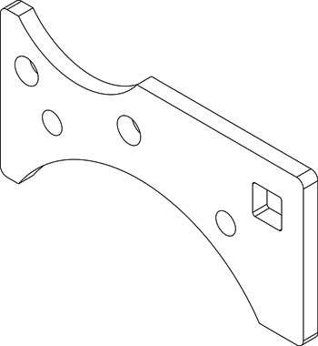 Fan Mounted Friction Disc, Removal Tool