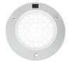 "6"" Interior Dome Light With Hi/Off/Low Switch 1200 Lumen"