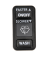 Windshield Wiper Switch fits International 2000 - 2010