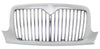Grille Chrome Plastic fits International 4200, 4300, 4400