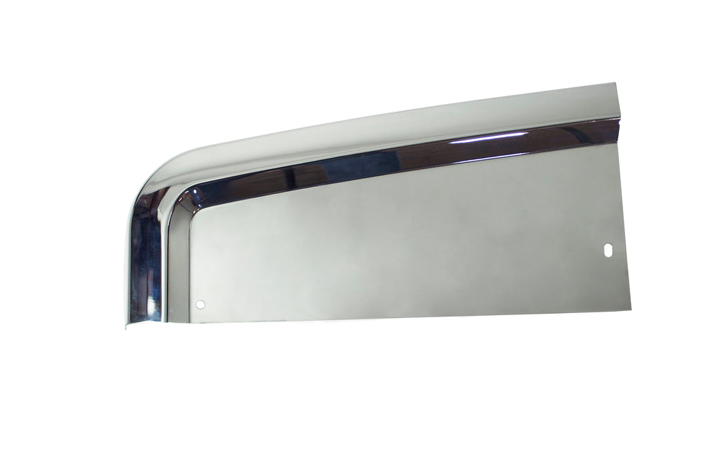 Grille Surround For Kenworth W900L (Chrome)