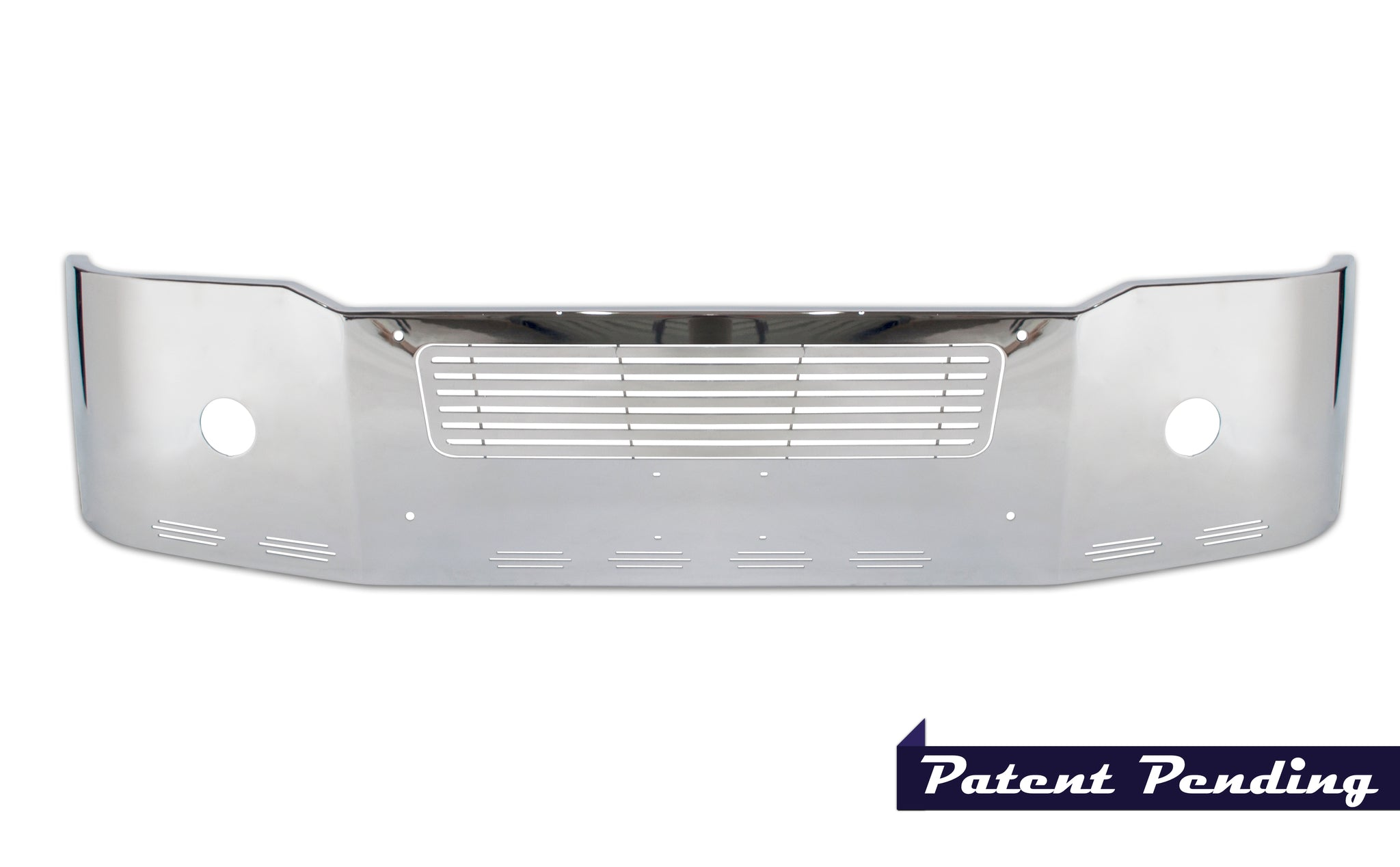 20 Freightliner Coronado Chrome Bumper Fits 2004 2009 Grille Ford 8000 Tractor Wiring Diagram Install