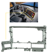 Dash Panel 'Skeleton' (Located Right Hand Of Steering) Replaces fits Freightliner A18-34683-005