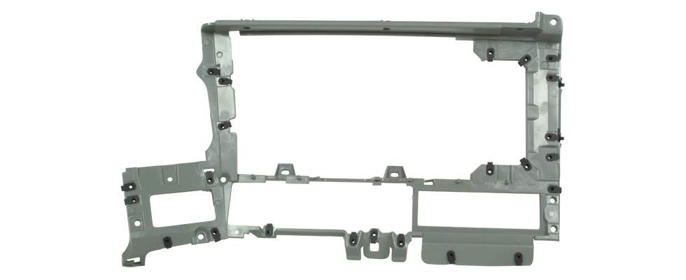 Dash Panel 'Skeleton' (Located Right Hand Of Steering) Replaces  Freightliner A18-34683-005
