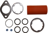Egr Cooler Install Kit Freightliner Columbia Class International 7600, 7700, 5500I, 5600I, 5900I, 8500-8600 Transtar, 9200I, 9400I, Lonestar, Prostar & Workstar 7600-7700 Series