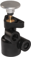 Control Valve (PP) Ports: 1/4 NPT Pops at 25-35 PSI Includes Knob Kit