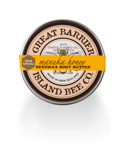 Vanilla Bee Beeswax Body Butter 150g/5.2oz