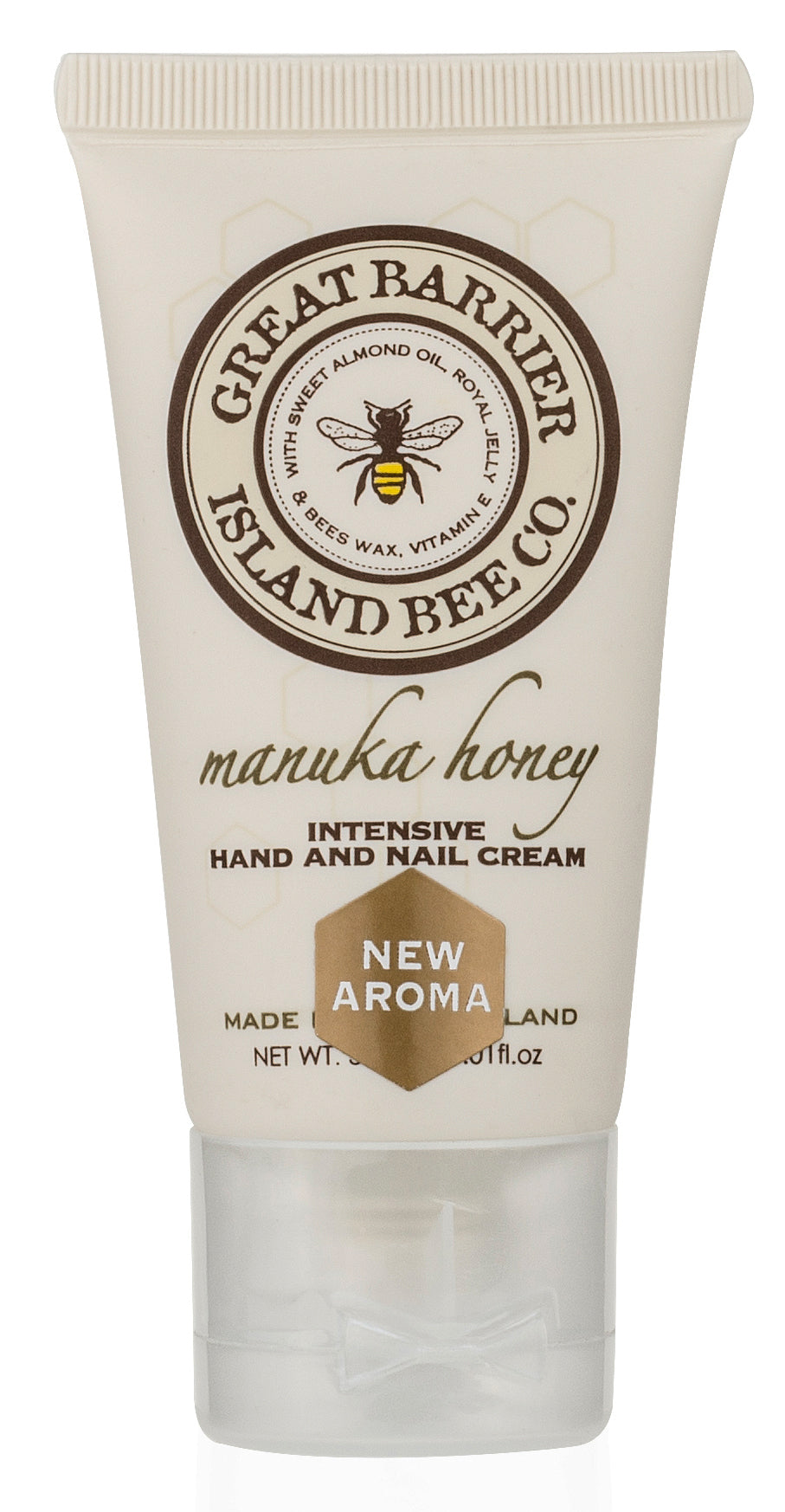 Vanilla Bee Intensive Hand & Nail Cream 100g/3.5 oz