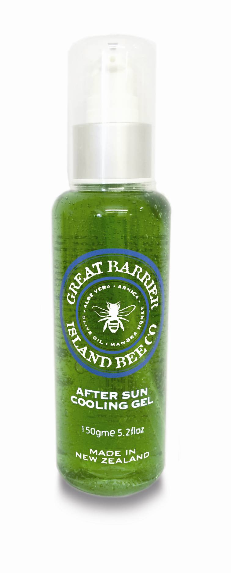 Great Barrier After Sun Cooling Gel with Aloe Vera 5.2 oz