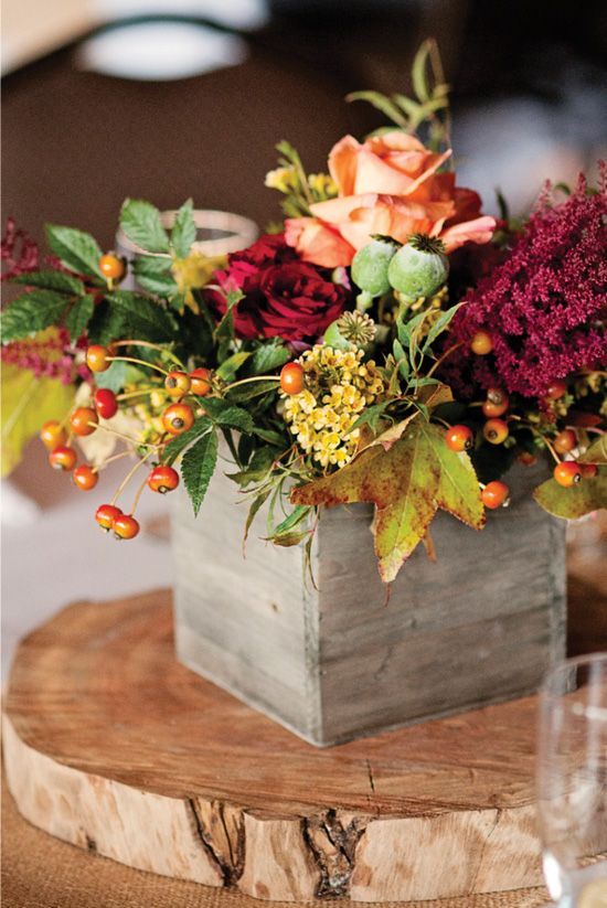 Thanksgiving Florals - Designer's Choice