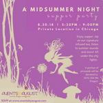A Midsummer Night w/ A'Vents by August