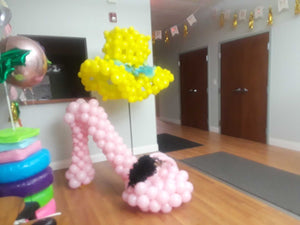 Custom balloons - All Blown Up Balloon Creations