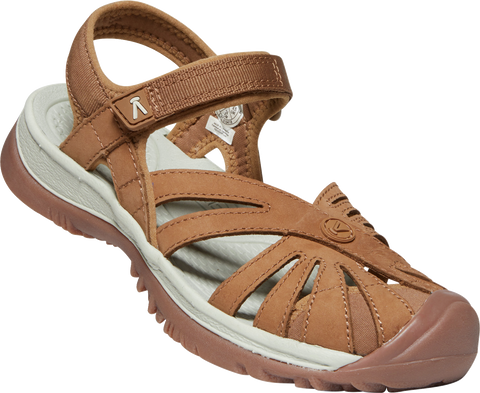 KEEN ROSE LEATHER SANDALS