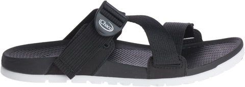Chaco Lowdown Slide Black