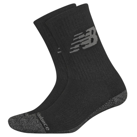 2pk Cooling Cushion Crew Socks