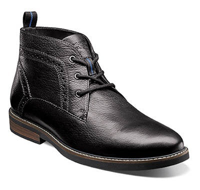 Nunn Bush Ozark Plain Toe Chukka