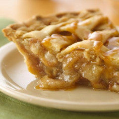 September 30: Ultimate Apple Pie with Decorative Tops