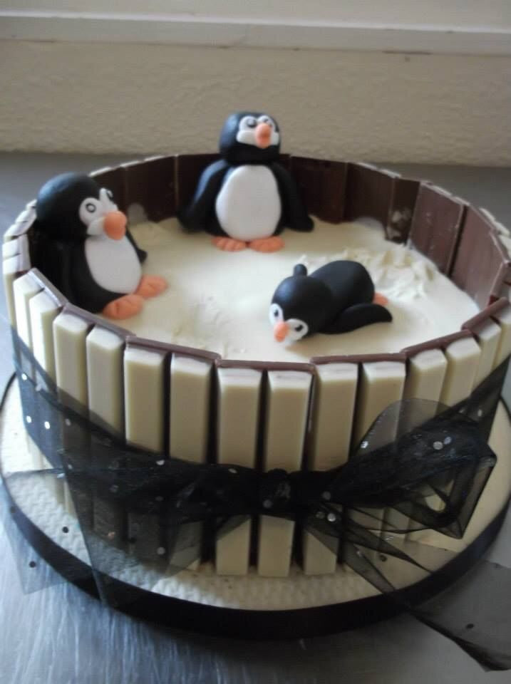 January 15 MLK Cooking Camp: Penguin Cake Wars