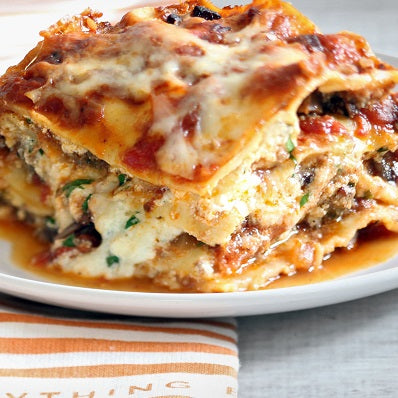 September 29 Date Night: Lasagna From Scratch (Including The Noodles!)