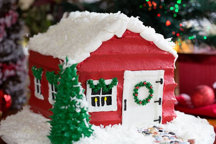 December 21 Christmas Cakes - No School All Day Class