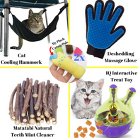 Health and Hygiene Cat Bundle