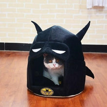 bat cave bed for cats funny cat bed