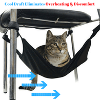 Cat Cooling Chair Hammock Bed