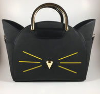 Golden Meow Kors 2.0 Handbag