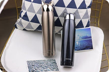 Sleek And Chic Cat Water Bottle