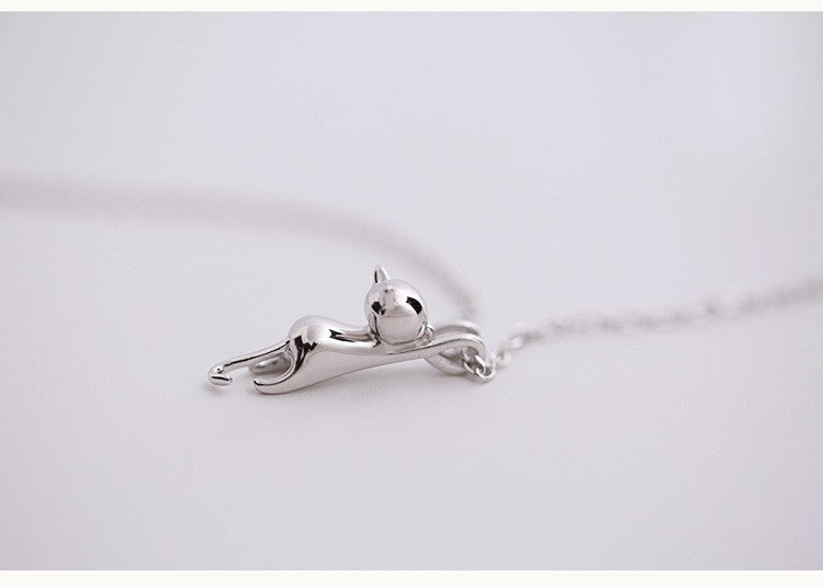 Cat Necklace valentine's day