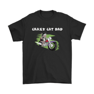 Crazy Cat Dad Shirt & Hoodie