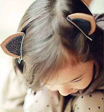 Cat Ear Hairpin style