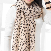Cat Scarf out fit