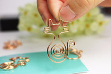 Kawaii Cat Paper Clips