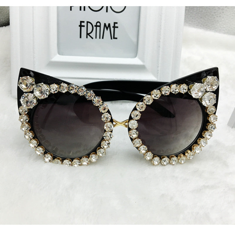 Luxurious Vintage Cat Eye Sunglasses - Cat Wear Inc | Cat World Products
