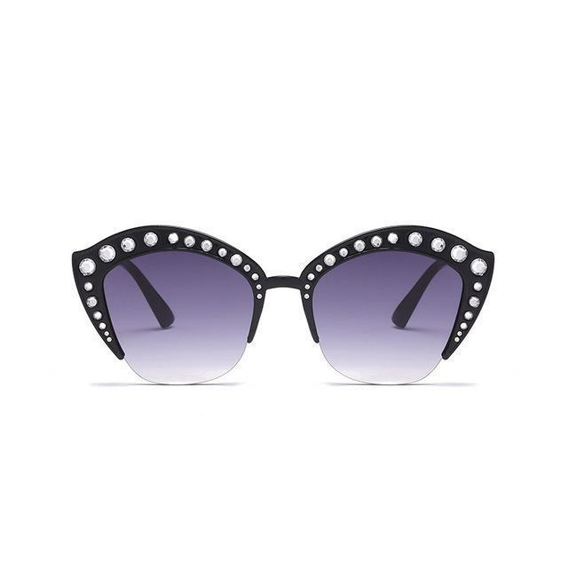 Perfect Touch Cat Eye Sunglasses
