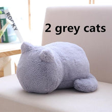 Kawaii Super Soft Plush Cat Pillow Cushions